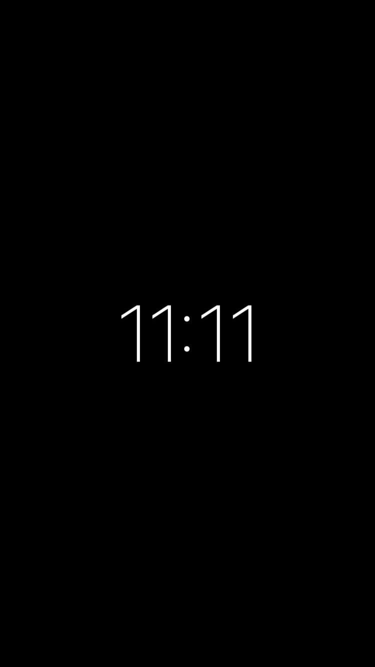 My Anglenumber Black Wallpaper Aesthetic Iphone Wallpaper Iphone Wallpaper