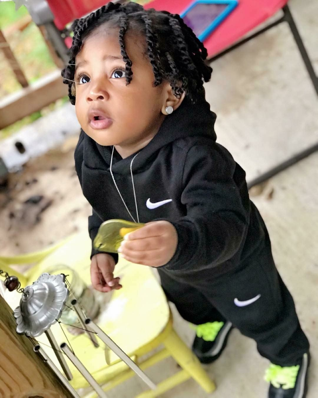 family ️ image by ohhso.ken 🦠💓 | Black baby boys, Baby boy ...