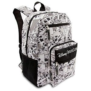 Mickey Mouse Comic Strip Backpack - Disney Cruise Line  02204065227a4