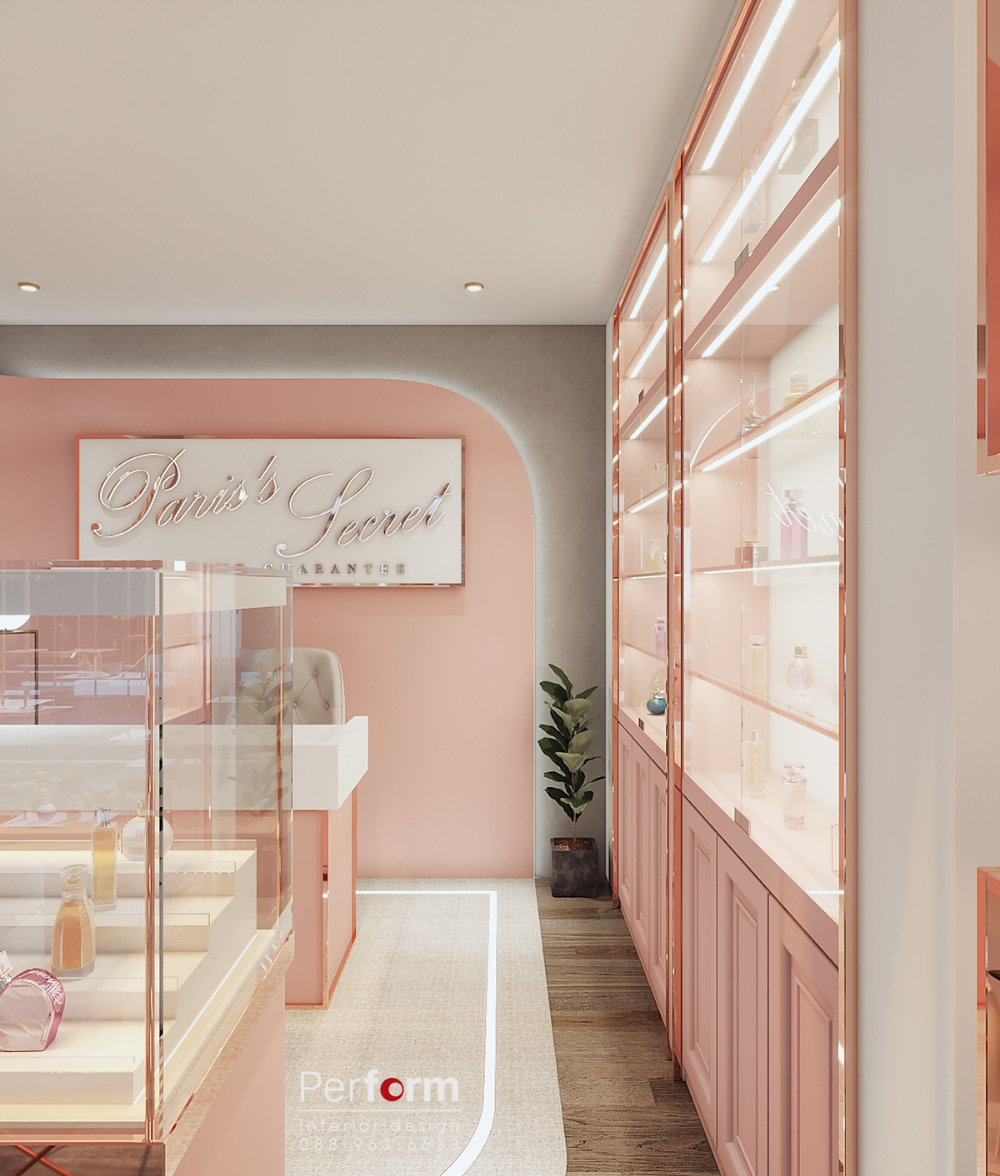 Perfume Shop Luxury On Behance In 2020 Store Design Boutique