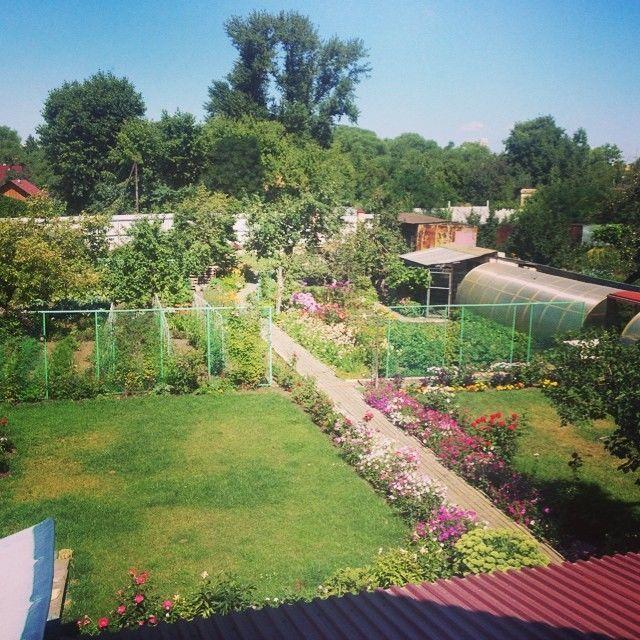 Оформление сада своими руками | Сад, Огород, Идеи