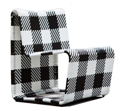 Alfred Sung Outdoor Collection: Paris Chair