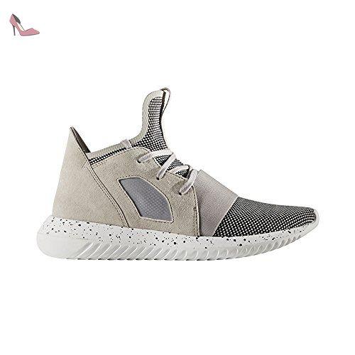 reputable site b09db ac835 adidas S75249, Chaussures de Gymnastique femme, gris, 8 - Chaussures adidas  (