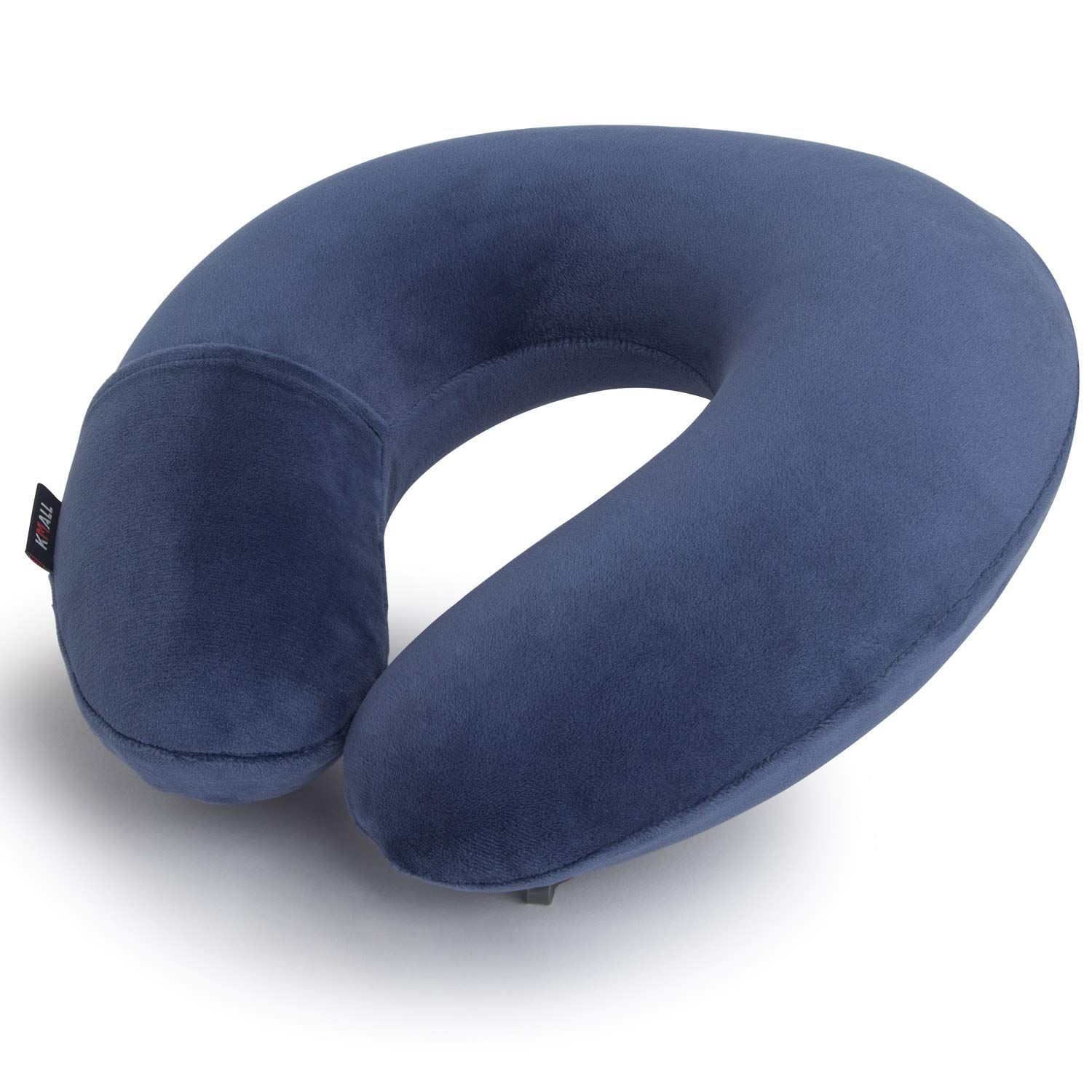 Inflatable Airplane Travel Neck Pillow