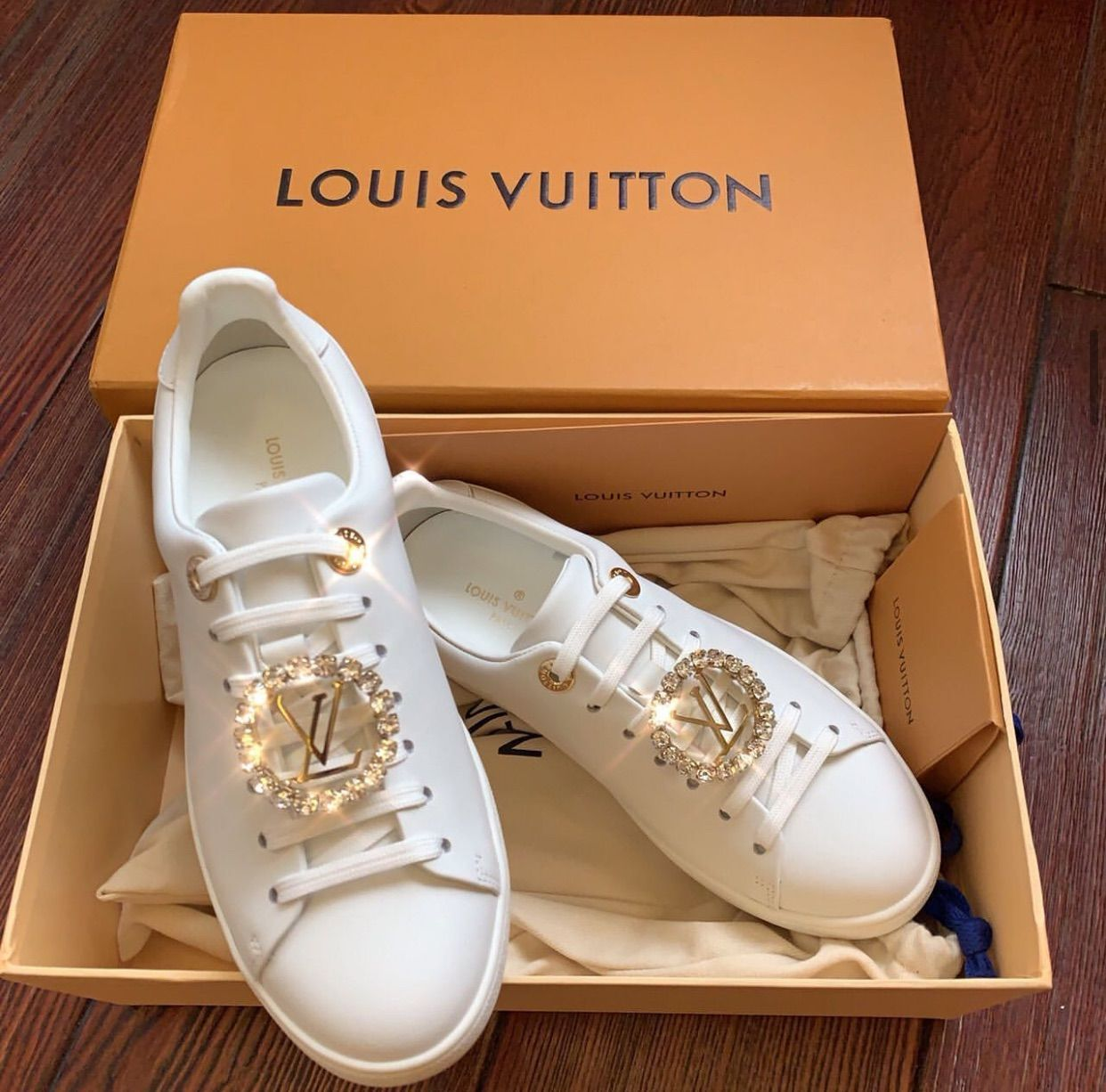 Image about shoes in Louis Vuitton by Angel C