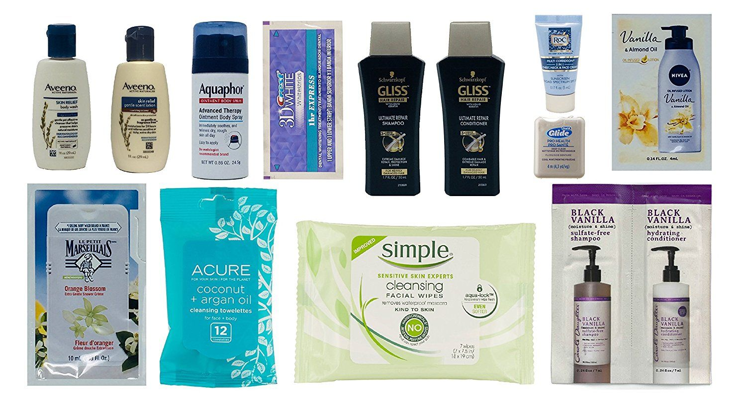 Free Women S Skin And Hair Care Sample Box This One Is Filled With The Best Hair And Skin Care Sample Beauty Sample Boxes Makeup Freebies Hair Care