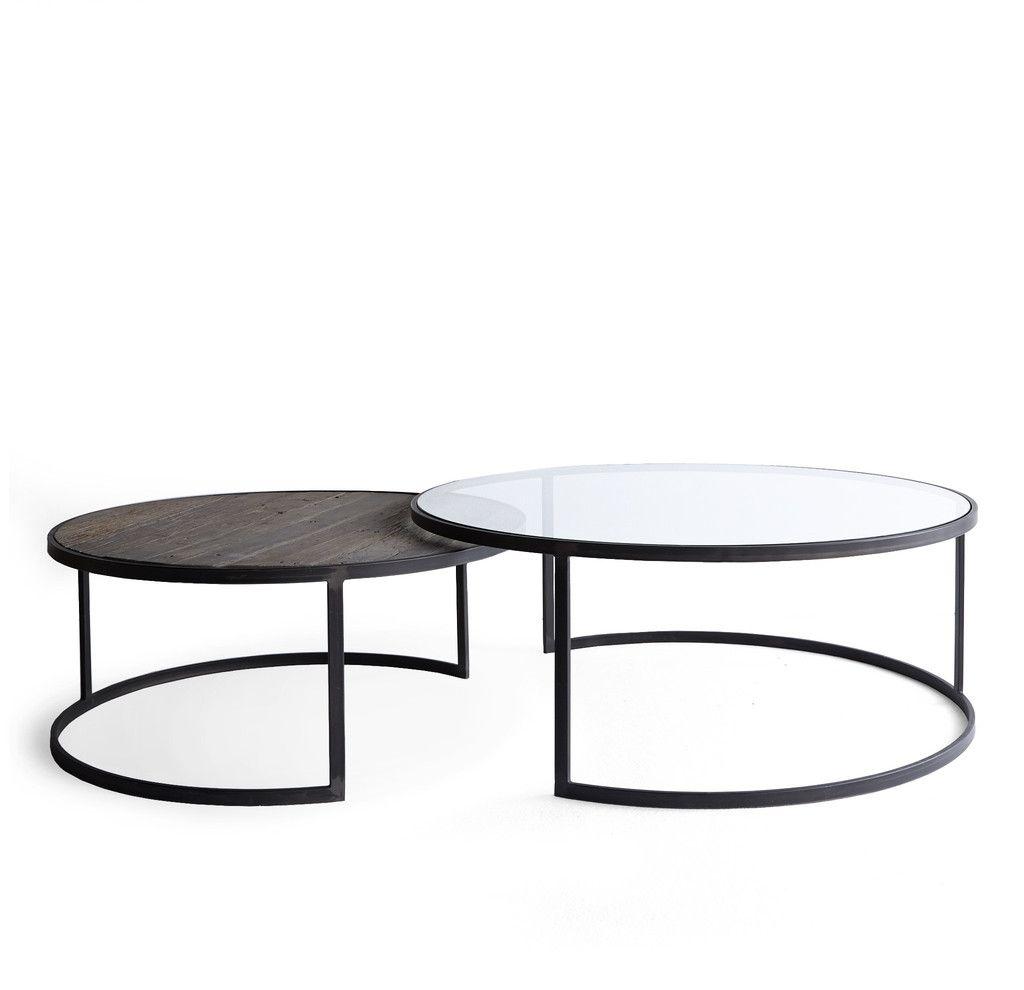 Prato Coffee Table Round Nested Nesting Coffee Tables Coffee Table Round Coffee Table [ 990 x 1024 Pixel ]