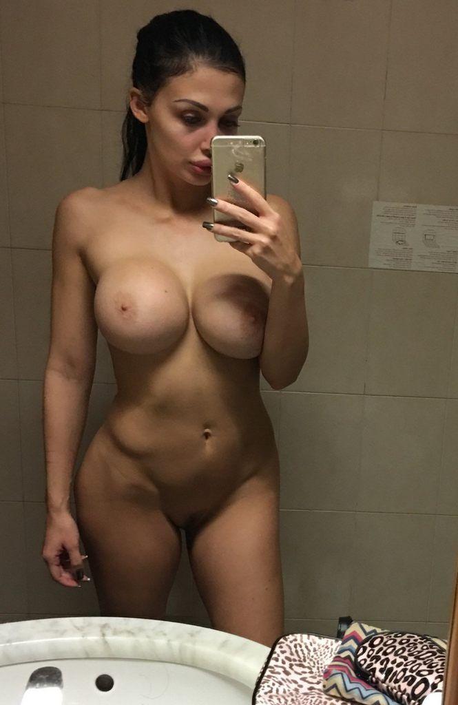 Selfshot america topless #1