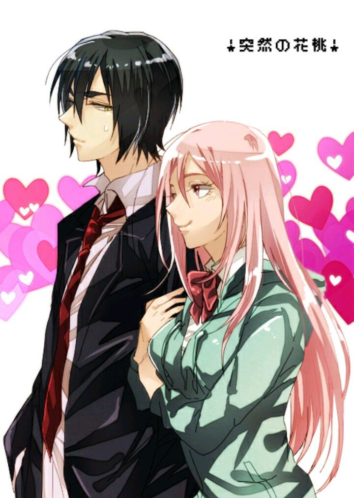 Pin by MelancholyD on Anime/Manga/Cartoons/ Couples Art