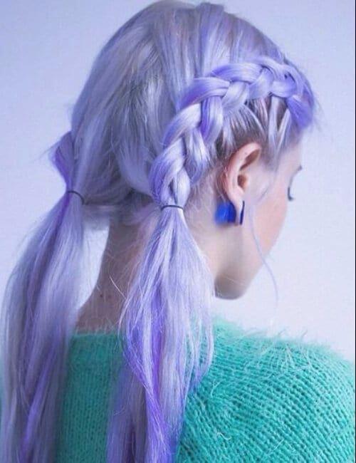 Photo of 50 schöne lila Haarfarbe Ideen und Stile