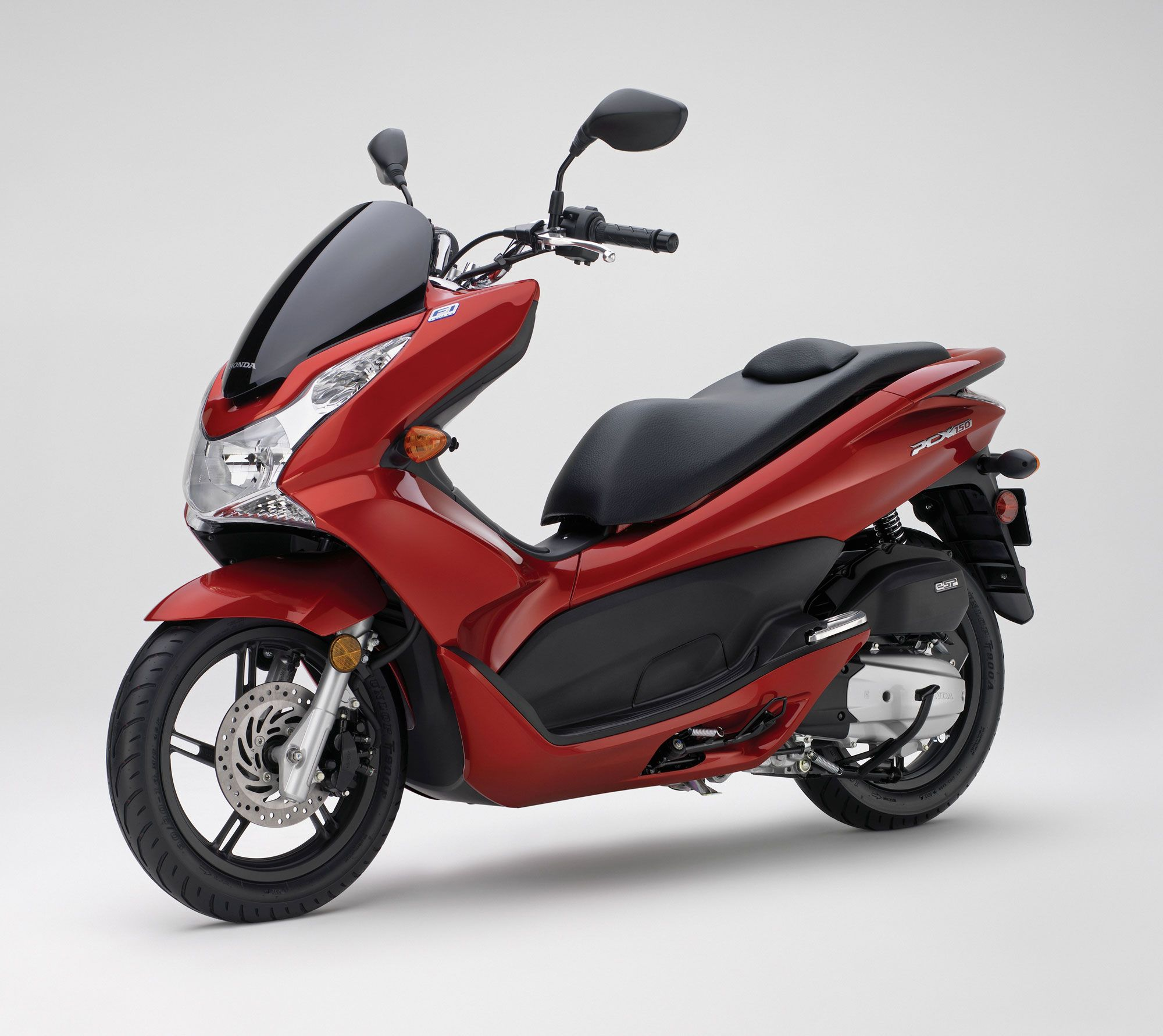 Honda pcx150 2014 not a sport motorcycle and not suitable to be placed in this