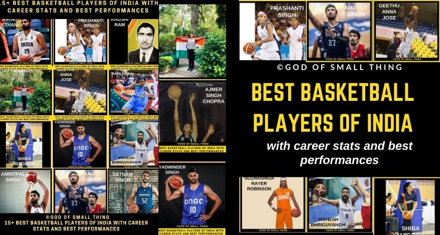 Best Basketball Players Of India In 2020 Basketball Players Basketball Players
