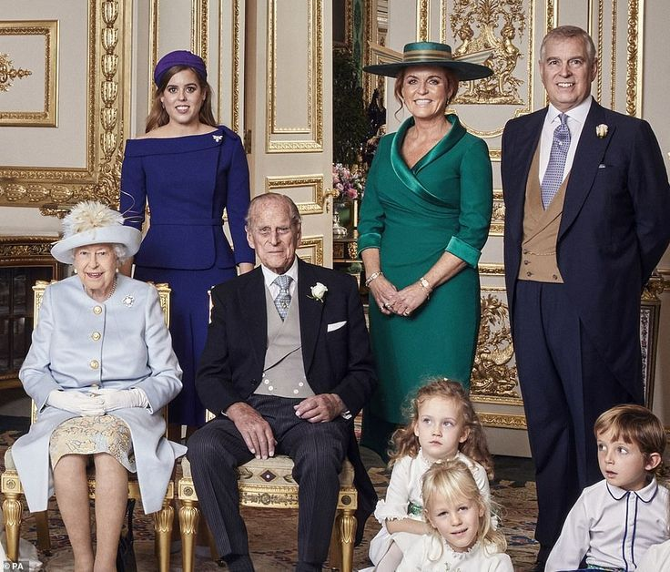 Princess Eugenie resplendent in first official pictures of