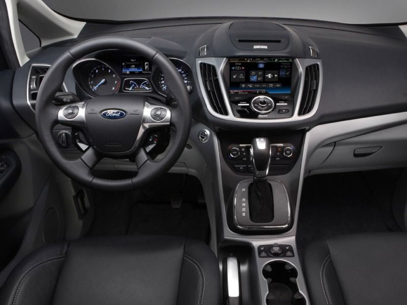 2013 Ford C Max Interior With Images Ford Max Car Interior