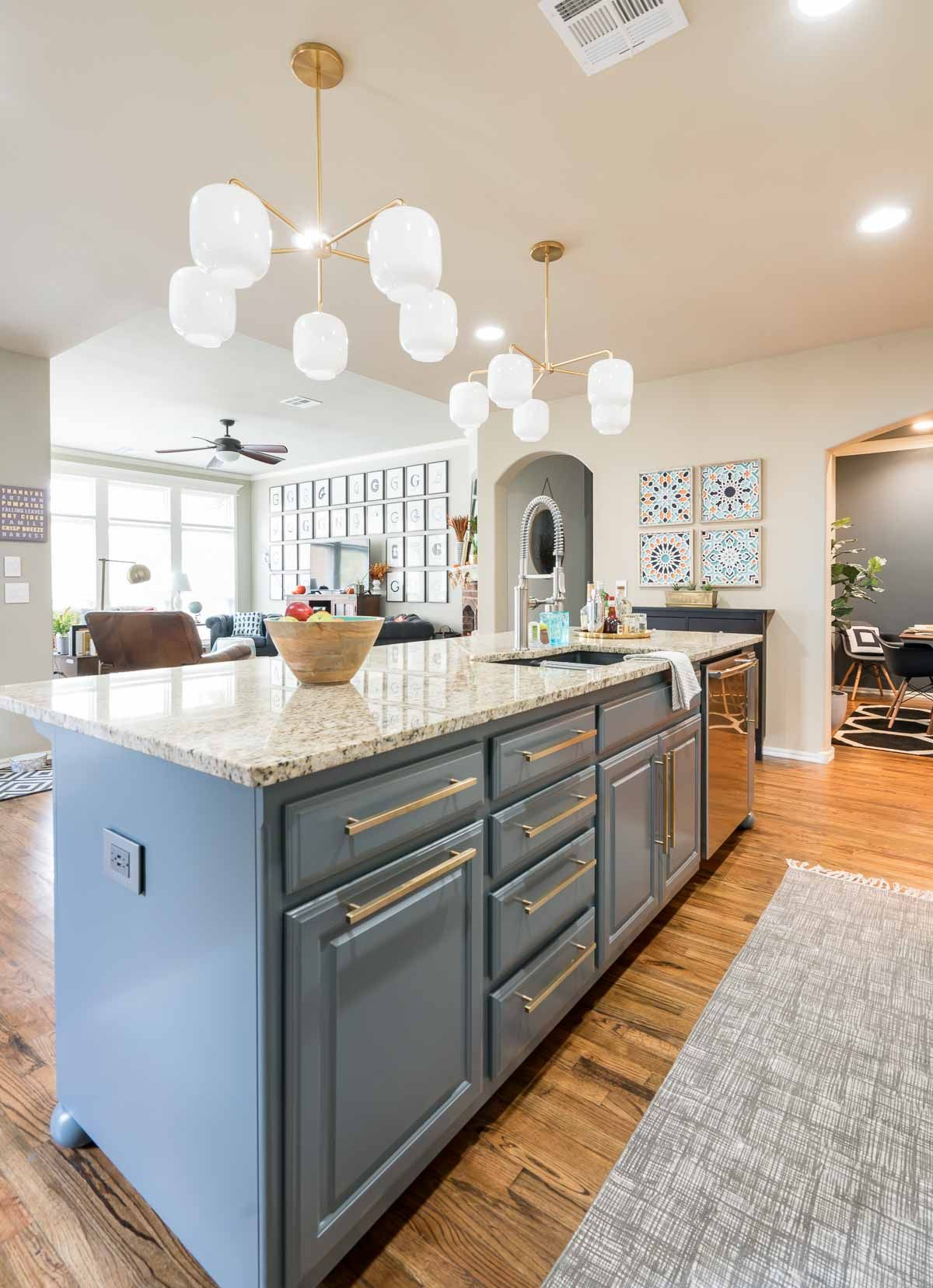 The Kitchen GOT Botox - Reveal - Polished Habitat ...