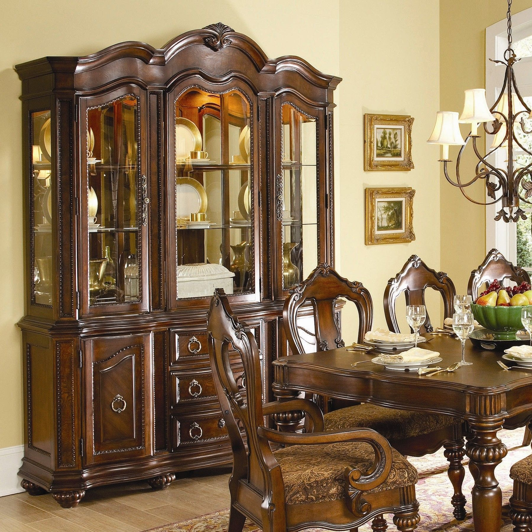 Features 1390 Series Collection Product Type China Cabinet