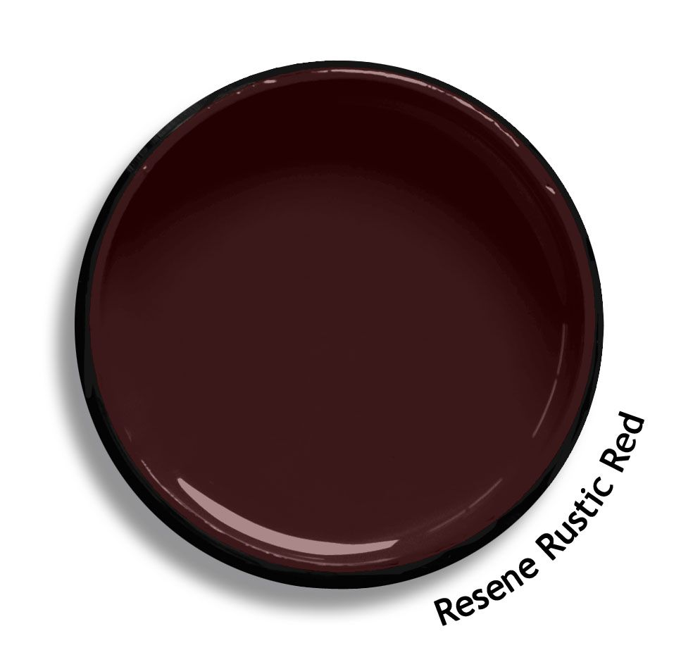 Best Resene Rustic Red Is A Deep Blue Based Maroon Red 400 x 300