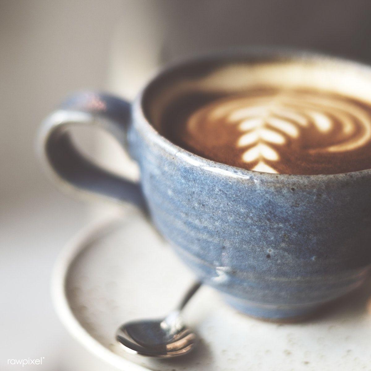 Closeup of hot coffee free image by (มีรูป