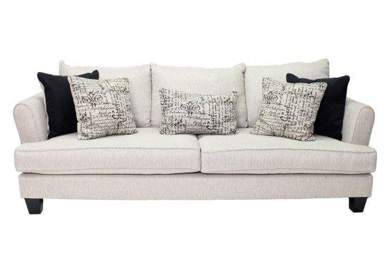 Omega Mist Sofa Sofas, Mor Furniture Living Room Sets