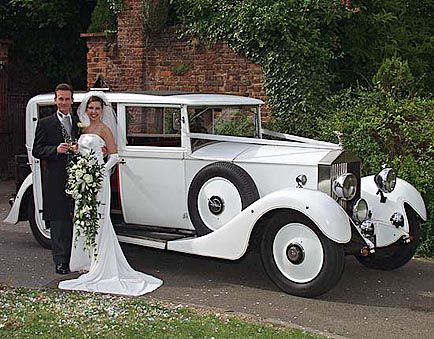 You Can Never Go Wrong With A Clic Car As Wedding Day Transportation