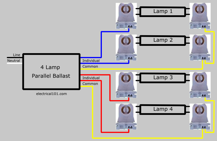 [SCHEMATICS_48ZD]  Led Fluorescent Tube Wiring Diagram | Led fluorescent tube, Led  fluorescent, Fluorescent tube | T5 4 Lamp Ballast Wiring Diagram |  | Pinterest