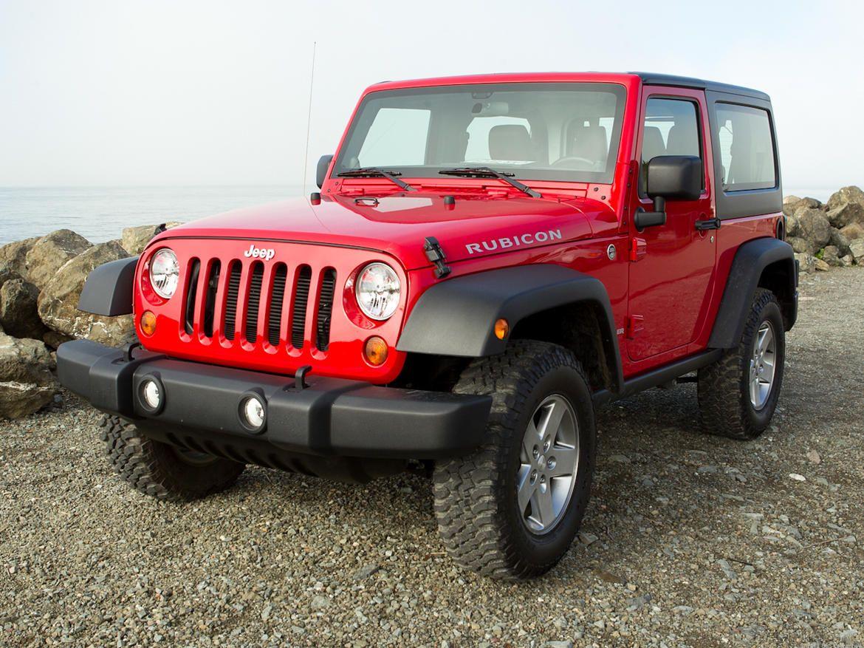 2012 Jeep Wrangler Rubicon 4x4 2012 Jeep Wrangler Jeep Wrangler Rubicon Jeep