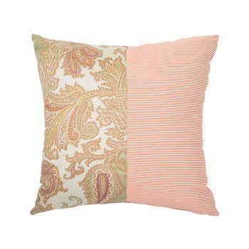 Mix Material Cushion - 45x45cm - Uganda 500