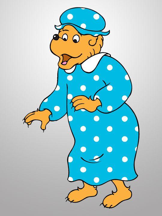 Berenstain Bears Momma Bear