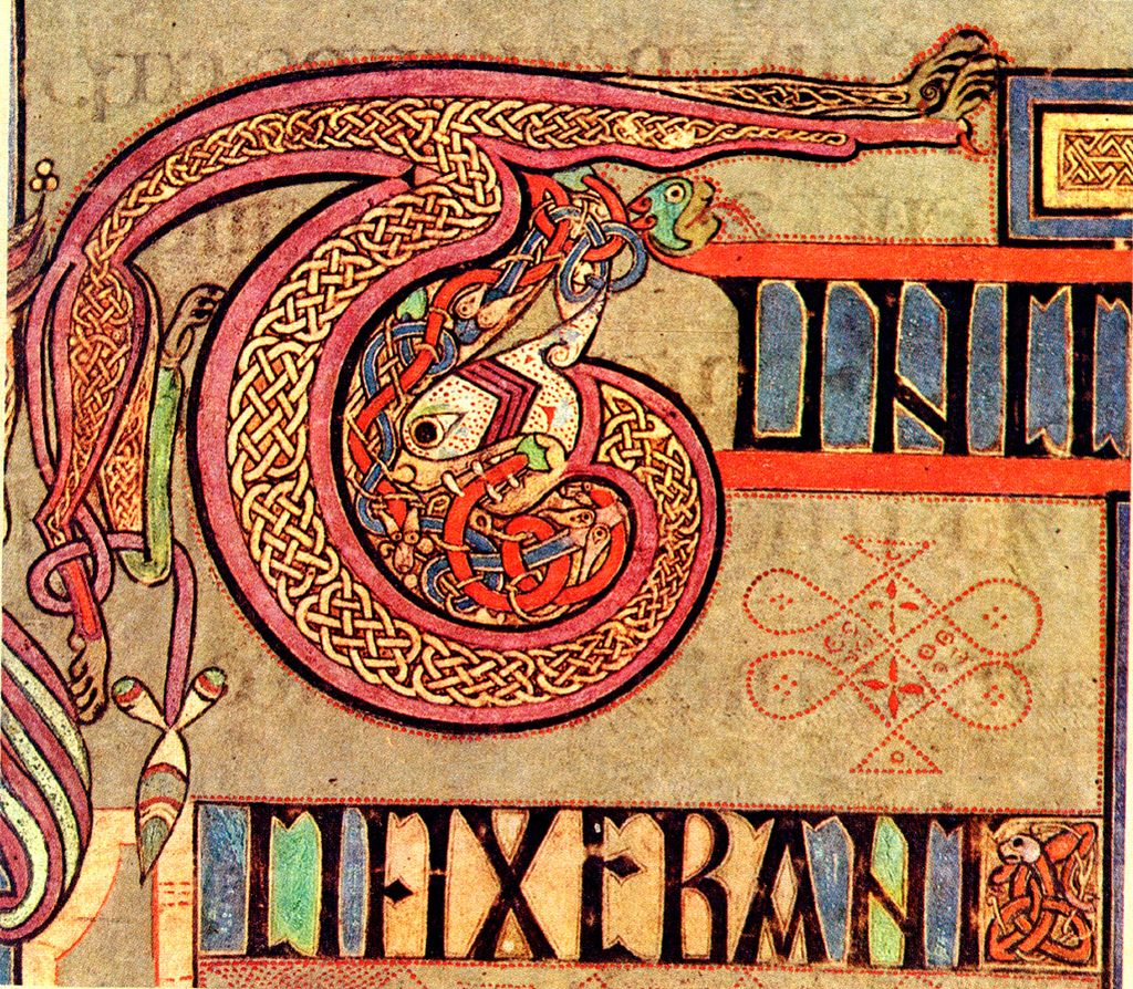 Information on the book of kells