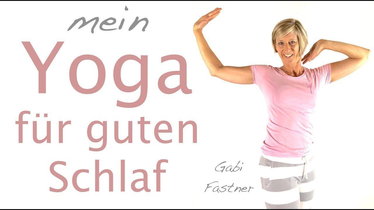 ️15 min. Yoga für Deinen erholsamen Schlaf, ohne Geräte