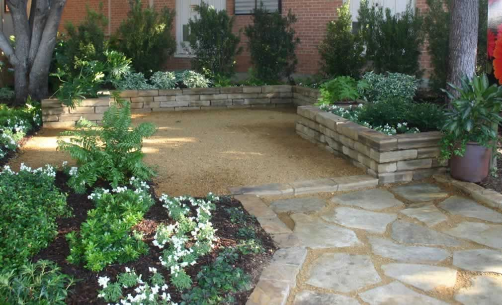 decomposed granite patio - Google Search … | Crushed ... on Decomposed Granite Backyard Ideas id=49209