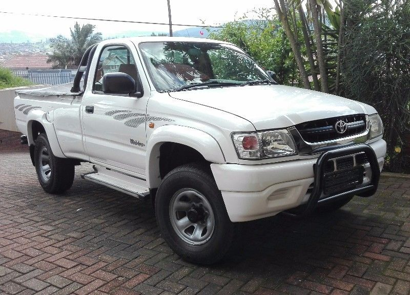 2003 Toyota Hilux 3 0 Kzte Single Cab Toyota Hilux Find Used