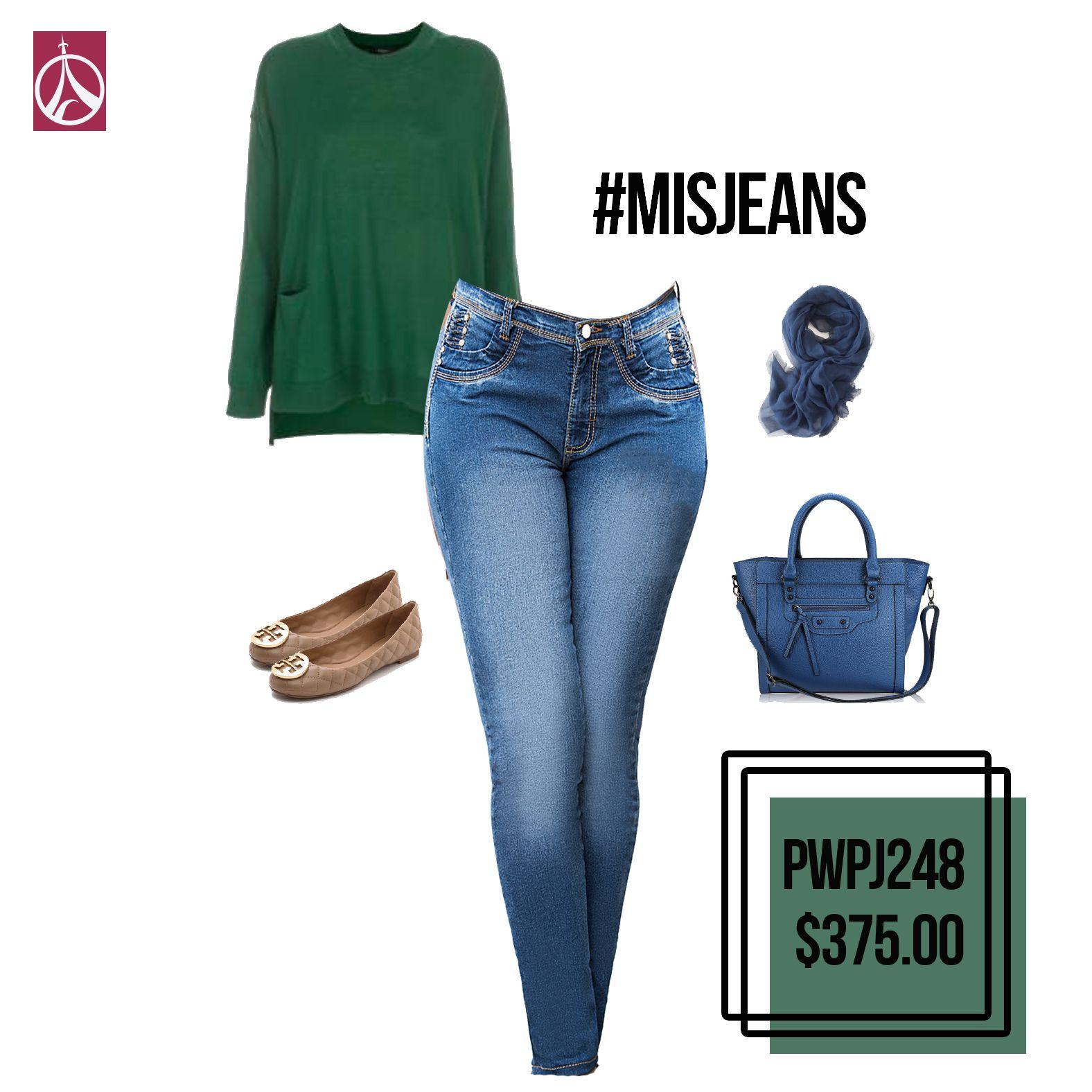 ¿Quién dijo yo? #ChicaFashion #ParisJeans  www.paris-jeans.com