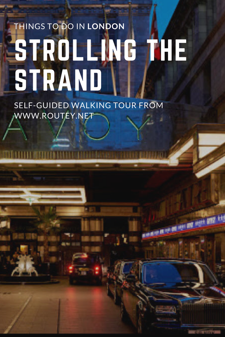 Explore The Strand With The Famous Twinings Aldwych Strand Station King S College London Somerset Things To Do In London London Walking Tours London Travel