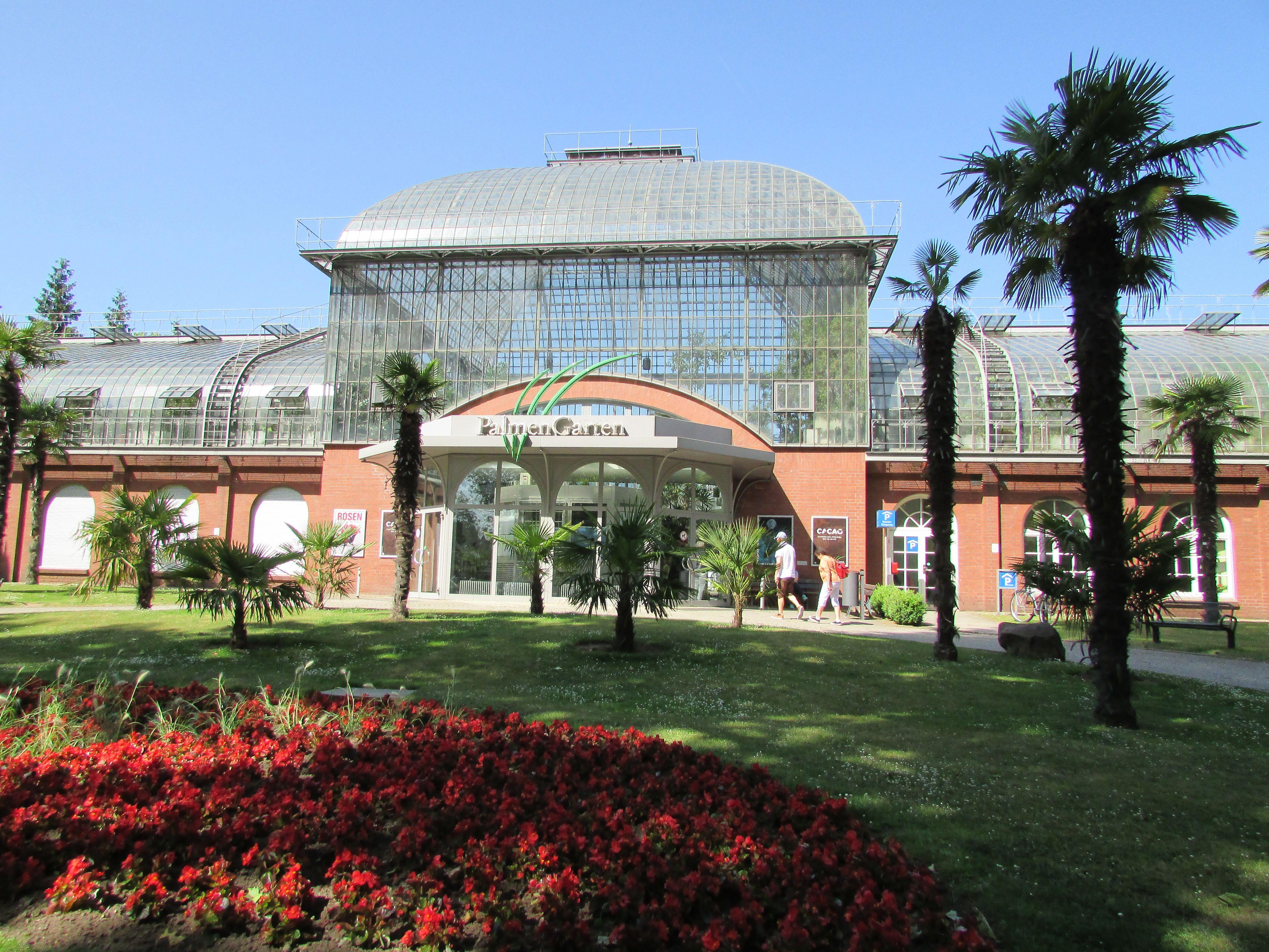 Great PalmenGarten Frankfurt Germany By Ninik Becker travel