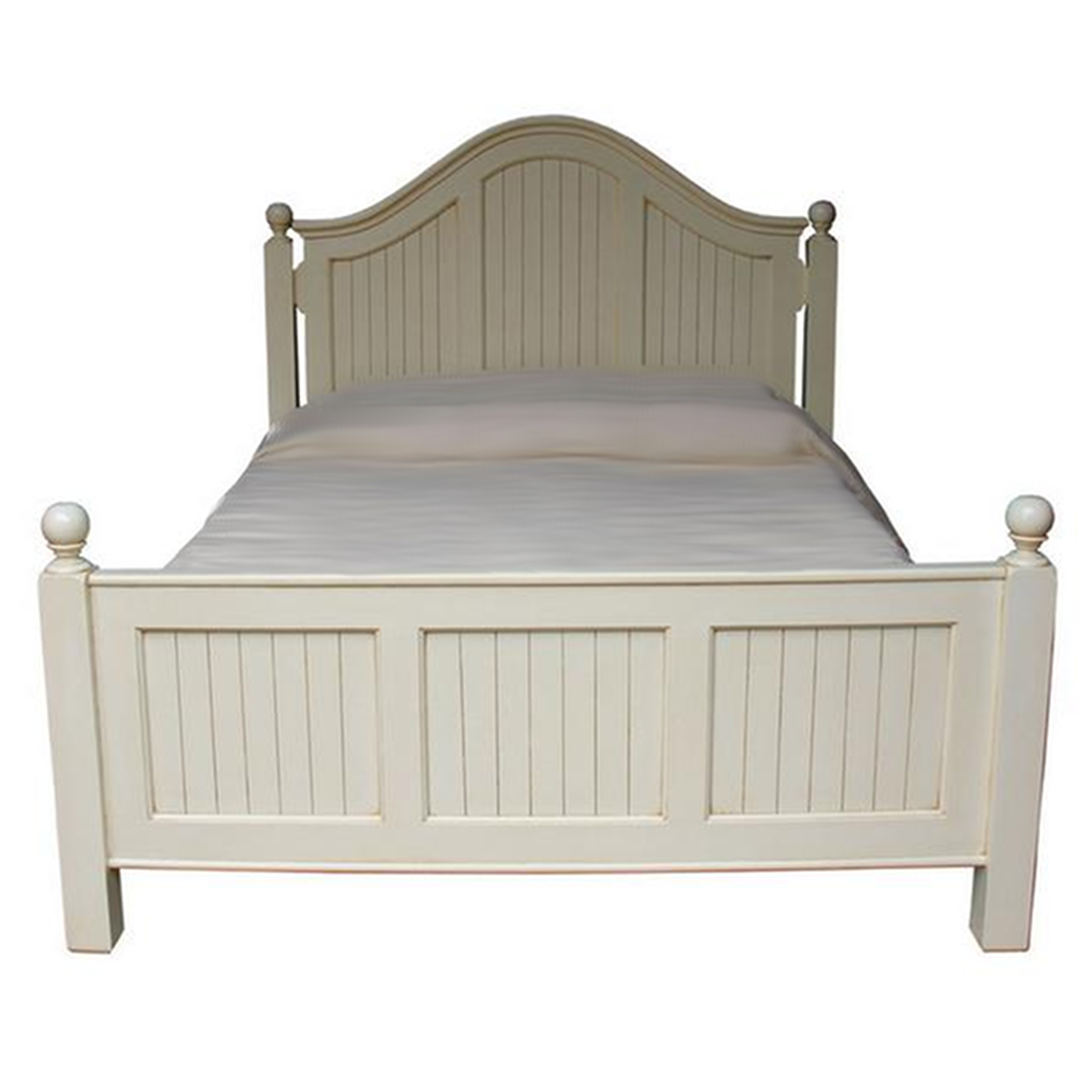 85 Charming Rustic Bedroom Ideas And Designs 4 In 2020: Elba Arched Cream Bed Frame. Perfect Bed For All Design
