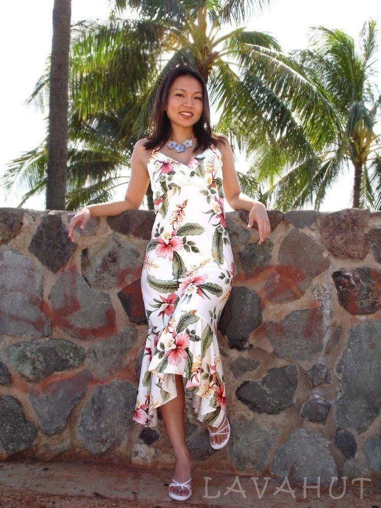 025b34dc2115 Cloud Akua Hawaiian Dress | Hawaiian Matching Outfits We Love ...