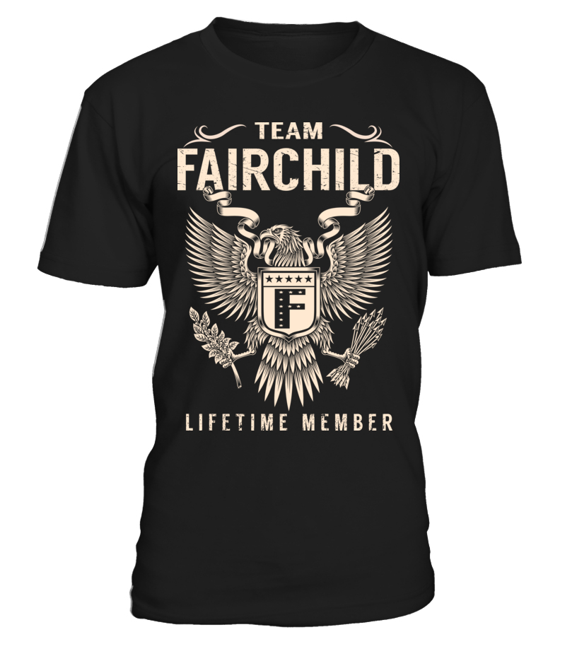 Team FAIRCHILD - Lifetime Member