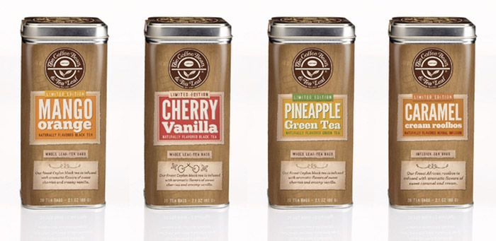 Concept Limited Edition Tea Packaging For The Coffee Bean Tea Leaf Tea Packaging Coffee Packaging Coffee Beans