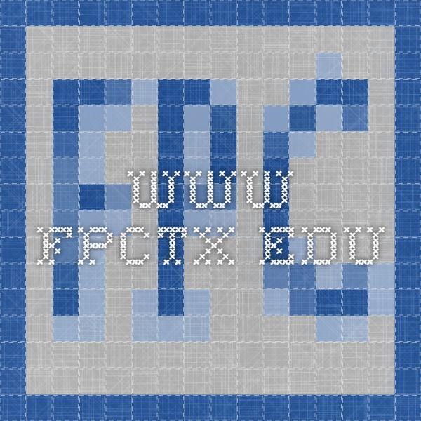www.fpctx.edu