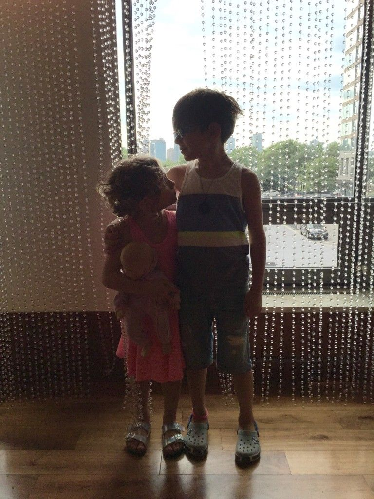 Kid Friendly At The Conrad | Stroller in the City #theconrad #nyc