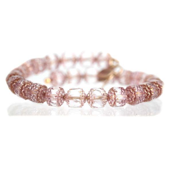 Alex-and-Ani Alex-Ani-Pink-Lava-Love-Bracelet
