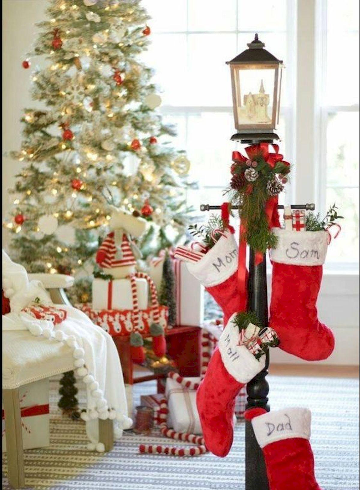 60 Elegant Christmas Decorations Ideas (18)