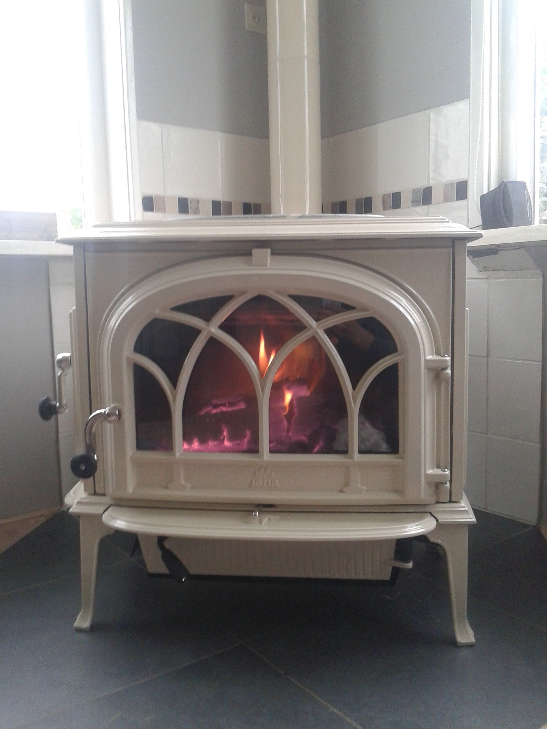 yeoman cl5 balanced flue gas stove fireplace pinterest gas