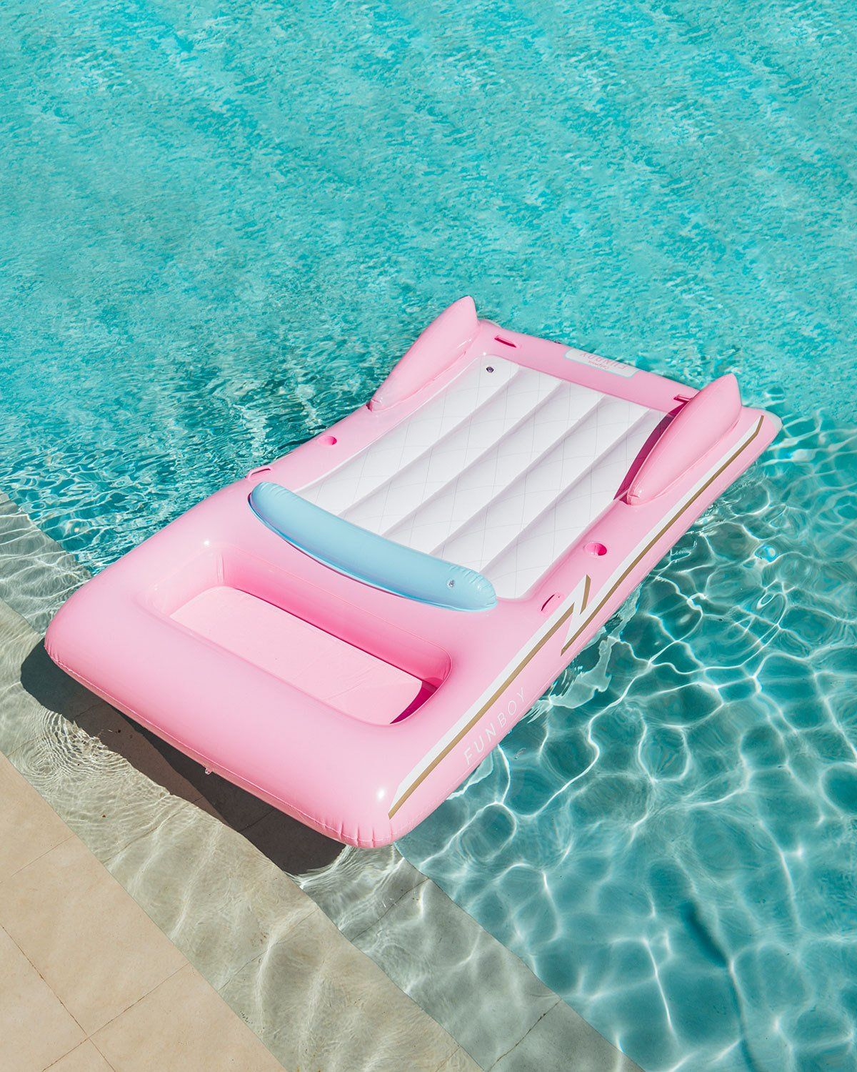 funboy convertible lounger pool float products piscinas rh pinterest es