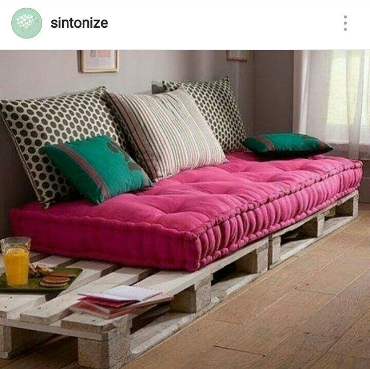 Amazing and Inexpensive DIY Pallet Furniture Ideas | Diy pallet ...