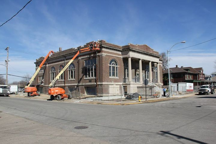 GRANITE CITY: Granite City Library renovation project nearly complete   Top Stories   News Democrat