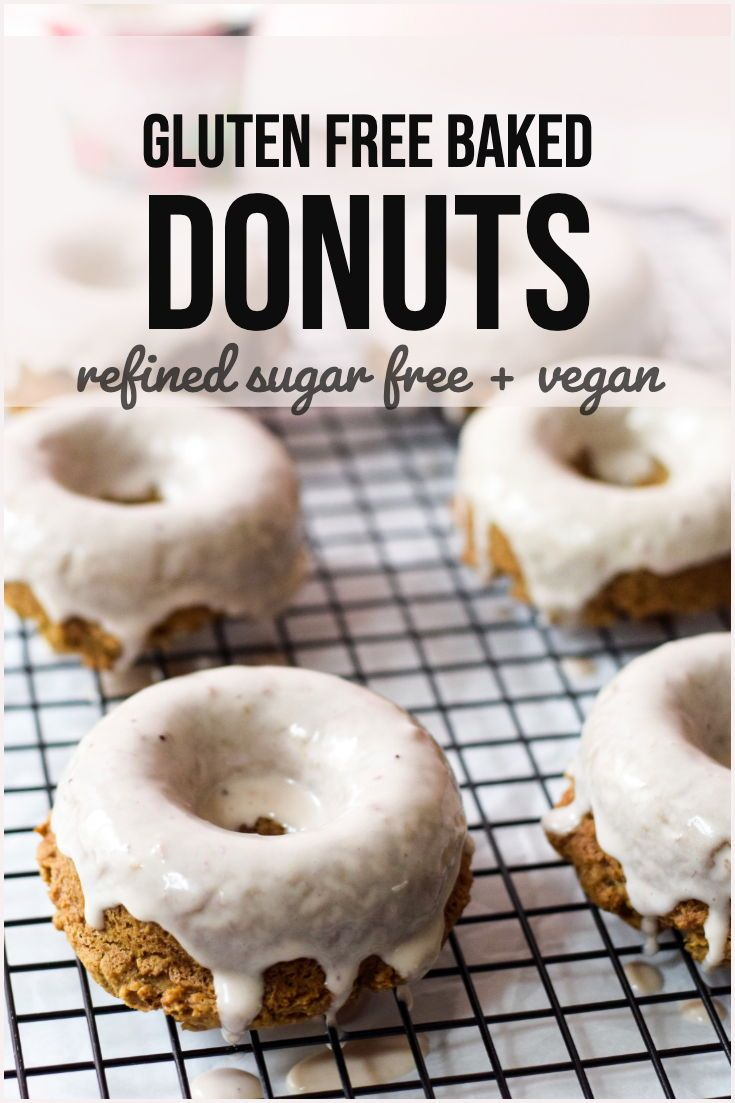 Gluten Free Baked Donuts images