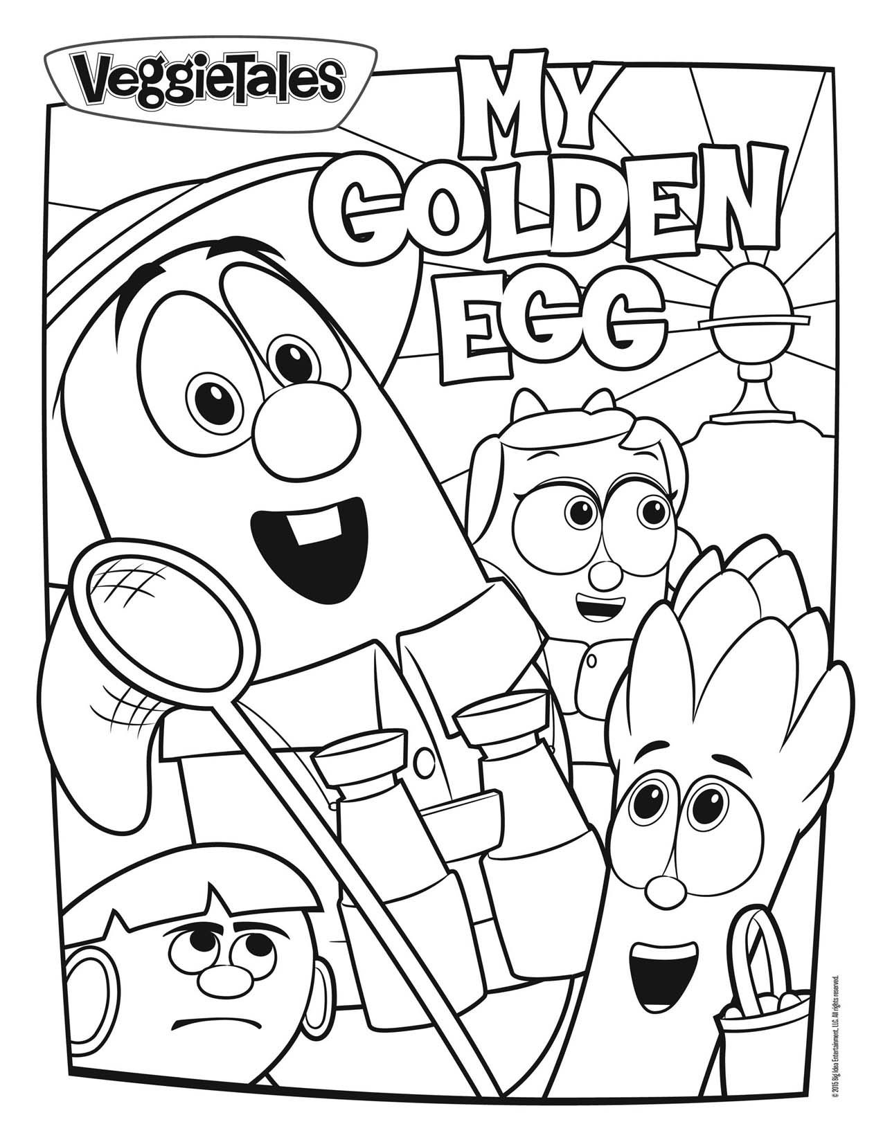 my gold egg noahs ark coloring page - Noahs Ark Coloring Page 2