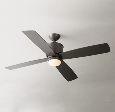 Zephyr 52 Quot Ceiling Fan Smoked Iron Idea Board Lighting
